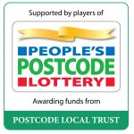 Supported by players of People's Postcode Lottery